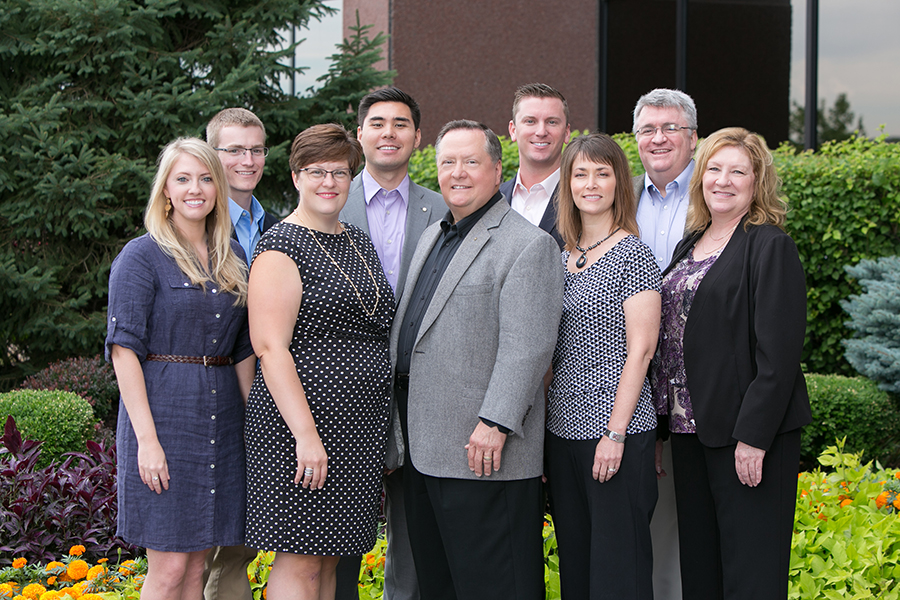 The Overland Park Searcy Financial team handles financial services from investing to end of life planning.